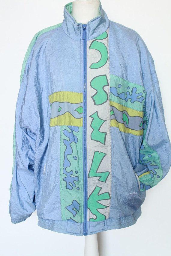 veste adida 90's rare vintage