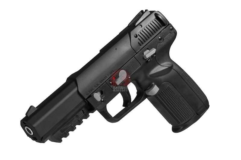 Tokyo Marui Fm 5 7 Five Seven Buy Airsoft Gas Blow Back Pistols Online From Redwolf Airsoft