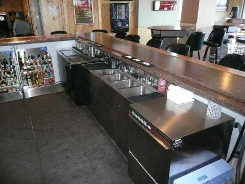 Commercial Bar Layout And Design Google Search