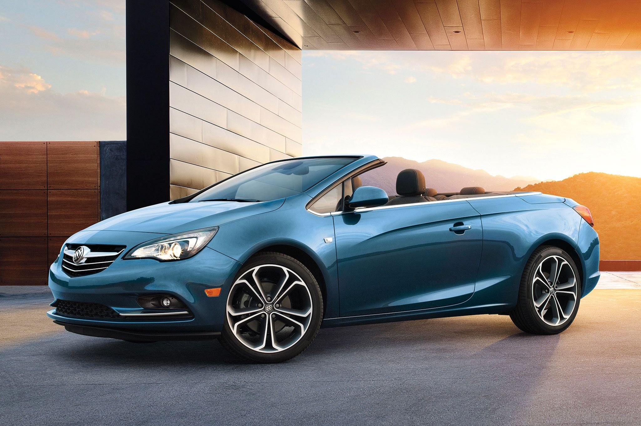 The Affordable Easy To Drive Convertible Is As American As Apple Pie And Um Opel The Buick Cascada Already Sold In Europe Fi Buick Cascada Buick New Cars