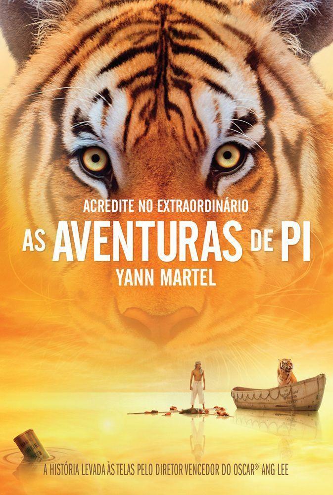 As Aventuras De Pi Yann Martel Filmes As Aventuras De Pi