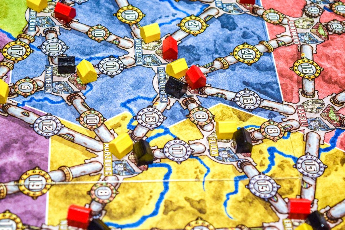 Top Three Reasons to Love Power Grid Board games, Power
