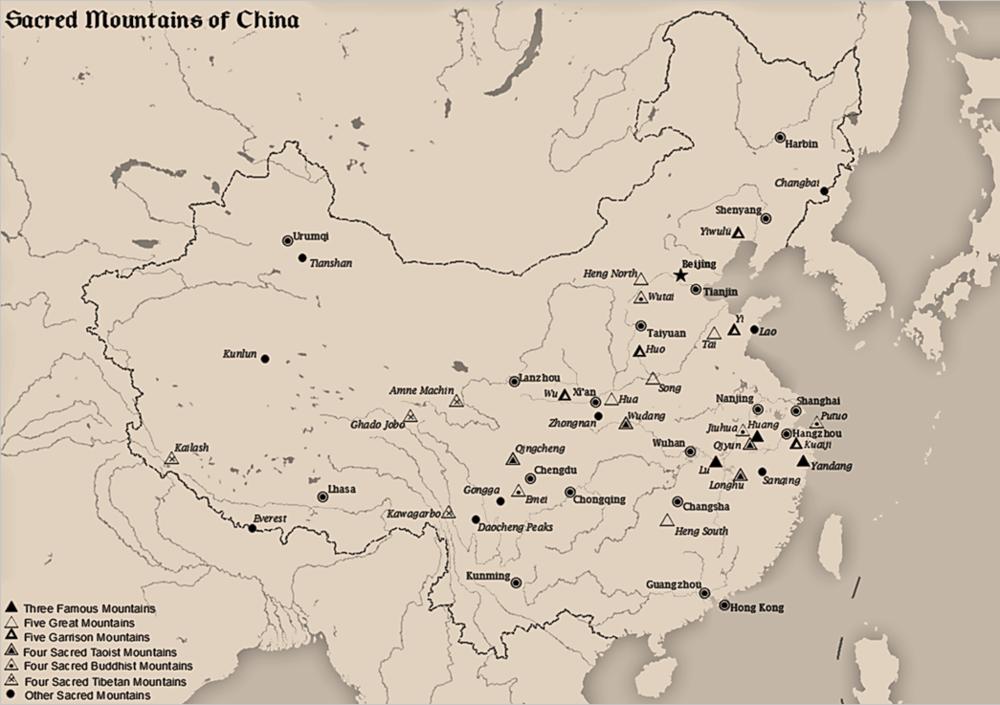 China Map Wiki on
