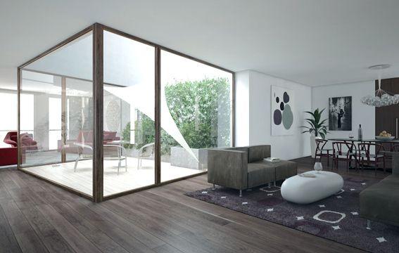 Palazzo Gorani Apartments Rimadesio Spin Slim Door