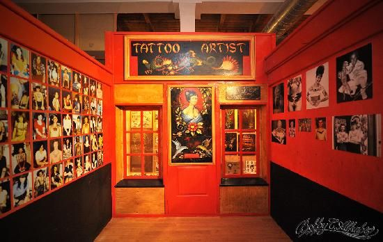 Tattoo Museum Tattoo Shop Amsterdam Attractions
