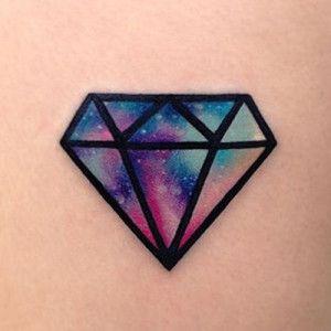 Tatuajes De Diamantes Recopilación Y Significado Tatuajes