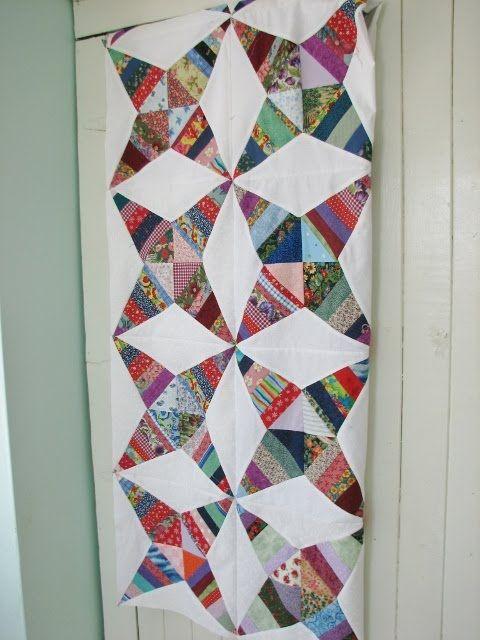Rocky Road - Templates from Eleanor Burns Egg Money Quilts ... : egg money quilts by eleanor burns - Adamdwight.com