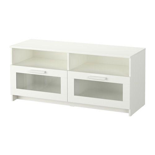 Ikea Brimnes BlancAppartement Meuble Télé BrimnesBanc Tv Et SUzMqVp