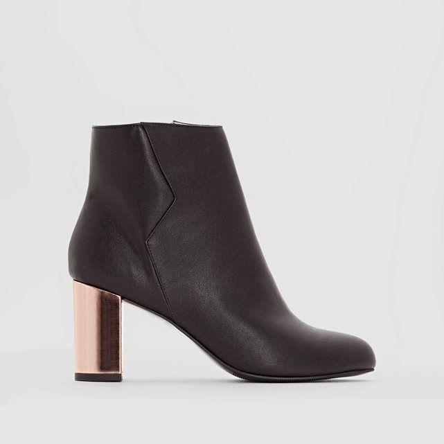 Boots talon fantaisie MADEMOISELLE R : prix, avis &