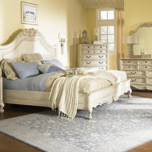 Merveilleux White Vintage Style Bedroom Furniture