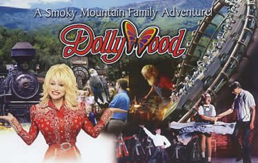 Dollywood Pigeon Forge Things To Do Dollywood Amp Dolly