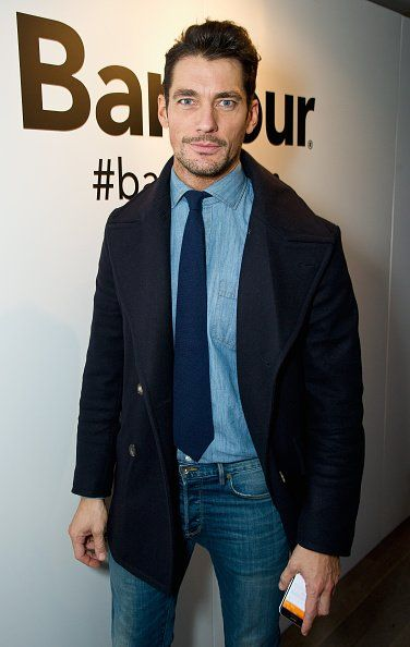 More about Day 1 of #LCM - #DavidGandy at the @Barbour Show #LCM2016