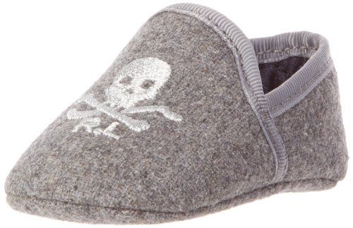 Ralph Lauren Layette Ashslipper Slipper (Infant/Toddler),Gray,0 M US Infant Ralph Lauren Layette,http://www.amazon.com/dp/B00BON3XT2/ref=cm_sw_r_pi_dp_aXlNsb1DEKTR1Y9P