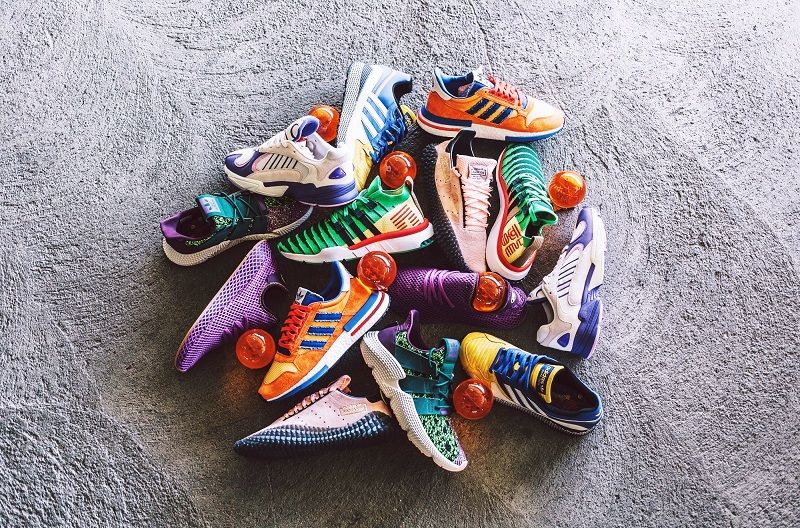 These Amazing Dragon Ball Sneakers Are The Coolest Anime