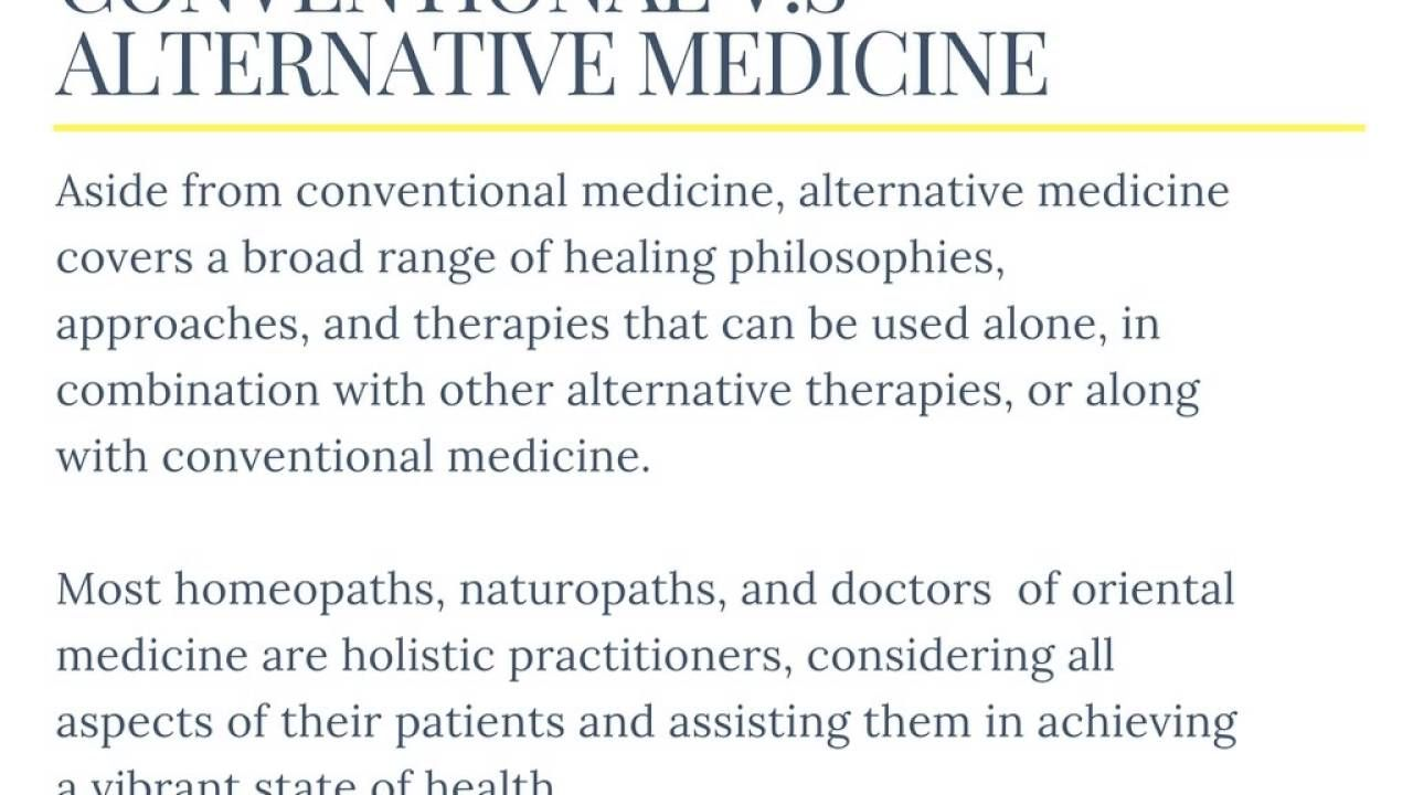 Understanding Holistic Care in Relation to Chronic Illness