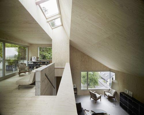 Single Family House in Zurich Oberland Andreas Fuhrimann Gabrielle Hächler Architekten