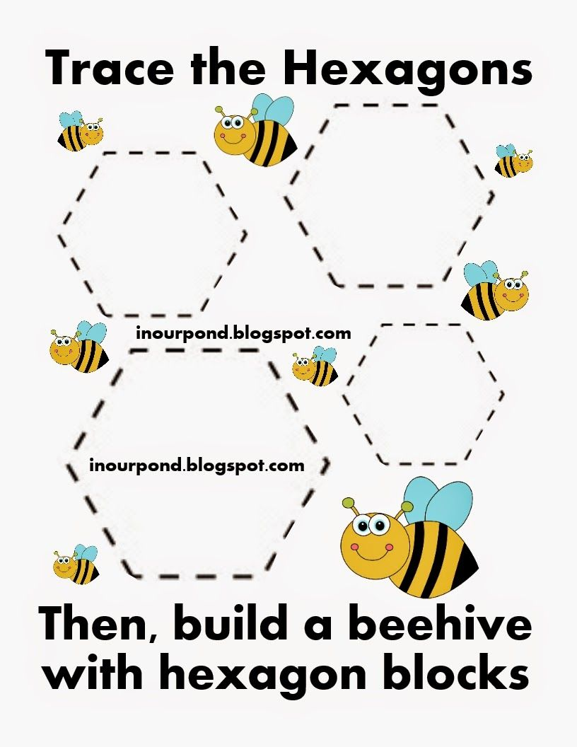 Bee Hive Worksheet And Activity Free Bee Activities Bee Themed Classroom Insects Preschool [ 1056 x 816 Pixel ]