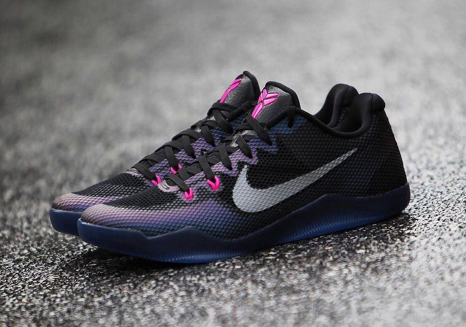 Nike Kobe 11 Invisibility Cloak Release Date | SneakerNews.com