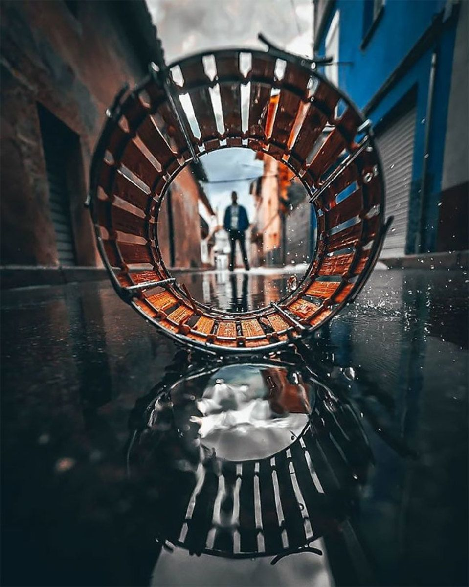 Relative Simple Creative Photography Tricks with Astonishing Results