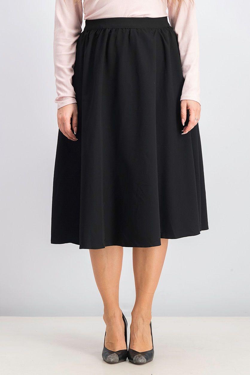 Women Skirts Womens Skirt Maxi Skirt Black Women [ 1254 x 836 Pixel ]