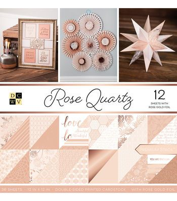 Image result for DCWV 'Rose Quartz' Stack