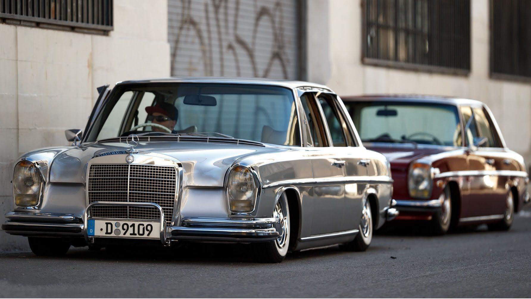 1972 Mercedes Benz 280SE 3.5 liter V8 https//www