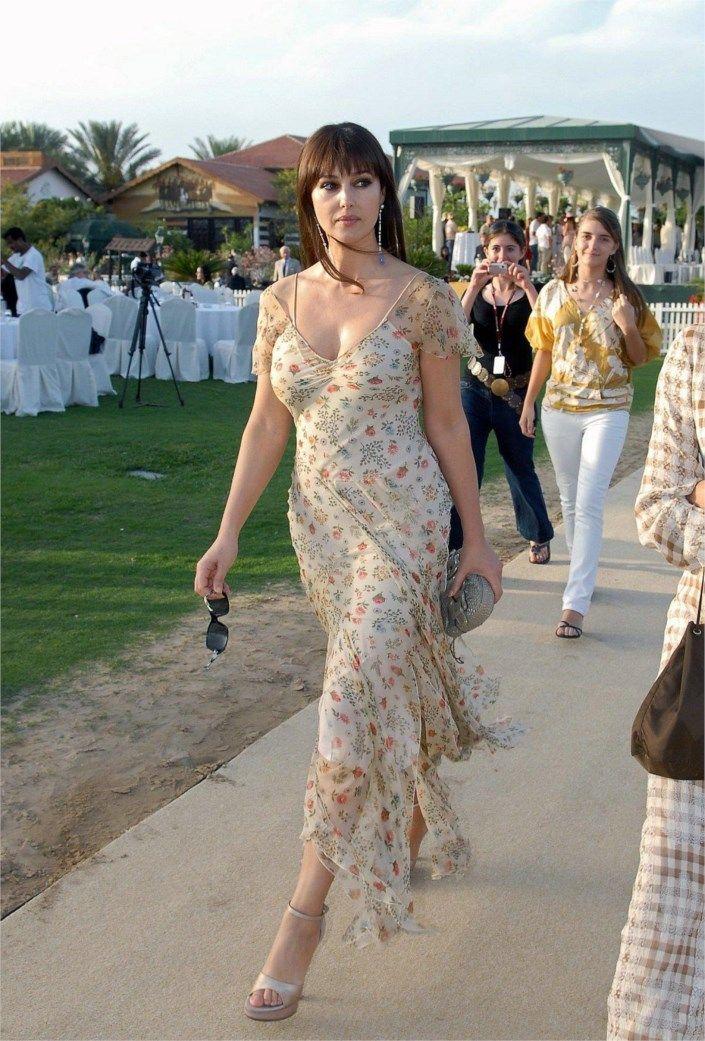 Monica Belluci, l'icône de la sensualité italienne