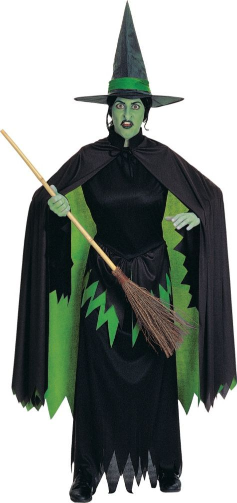 df9b011047b Adult Wizard of Oz Wicked Witch of the West Costume - Party City ...