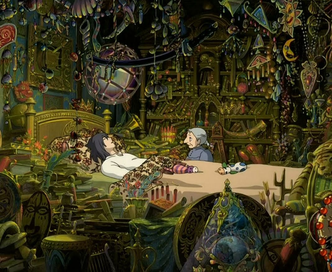 The hidden heart of Howl's Moving Castle