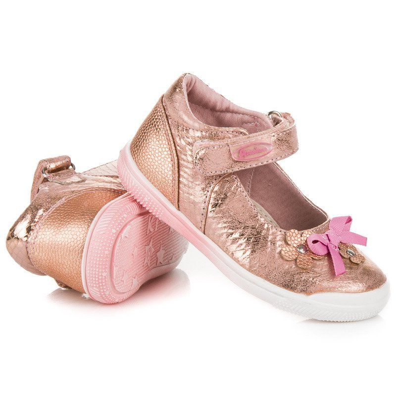American Club Rozowe Buciki Na Wiosne American Baby Shoes Shoes Fashion