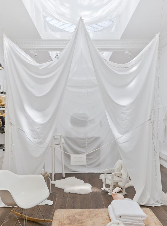 Great inspiration for your at home decor for a #spaparty•Pop Up Spa ...