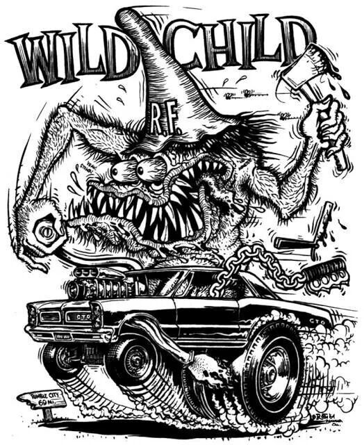 Wild Child Mopar