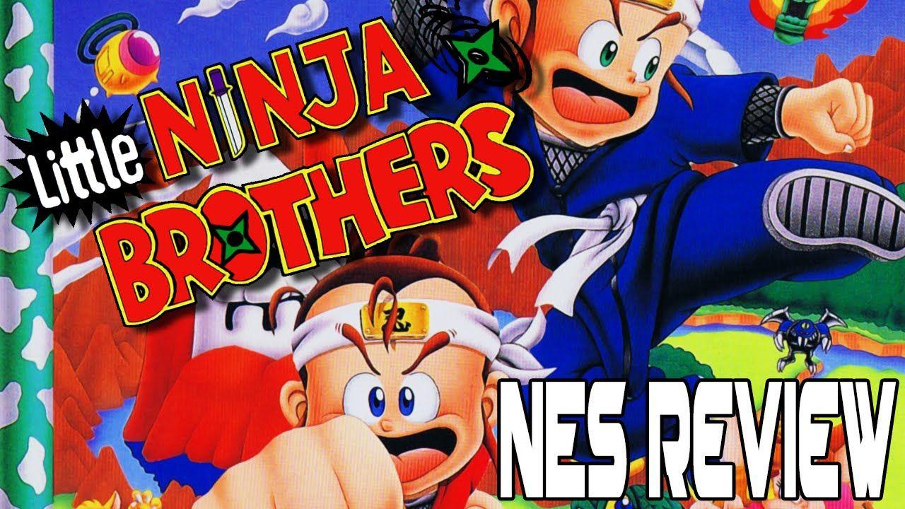 Little Ninja Brothers Es Sin Duda Uno De Los Mejores Juegos Del