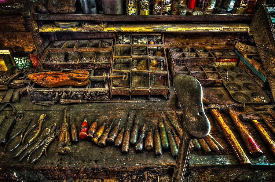 shoe cobblers Google Search Canvas art for sale