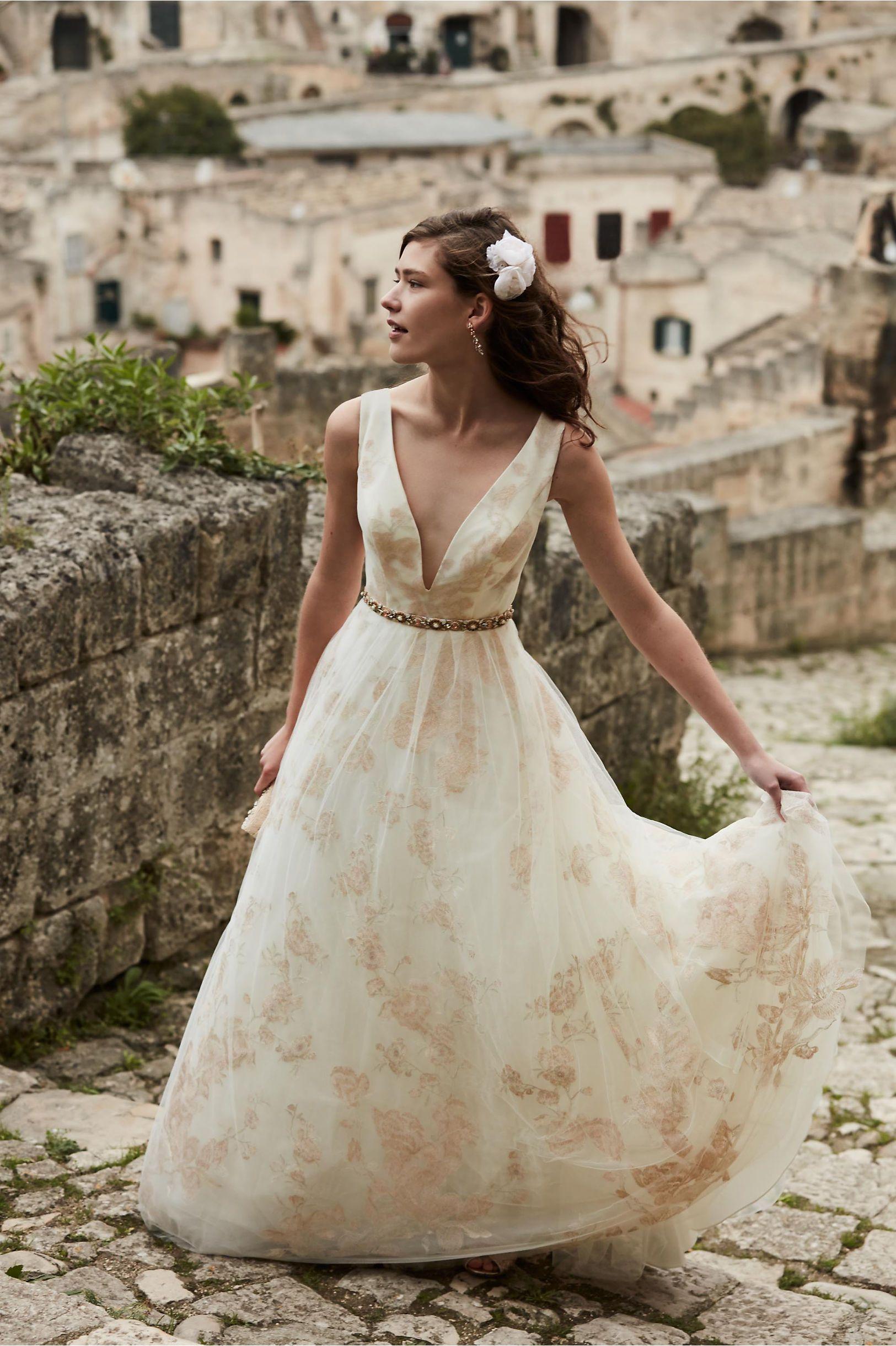 Bhldn lily gown in bride wedding dresses bhldn wedding ideas