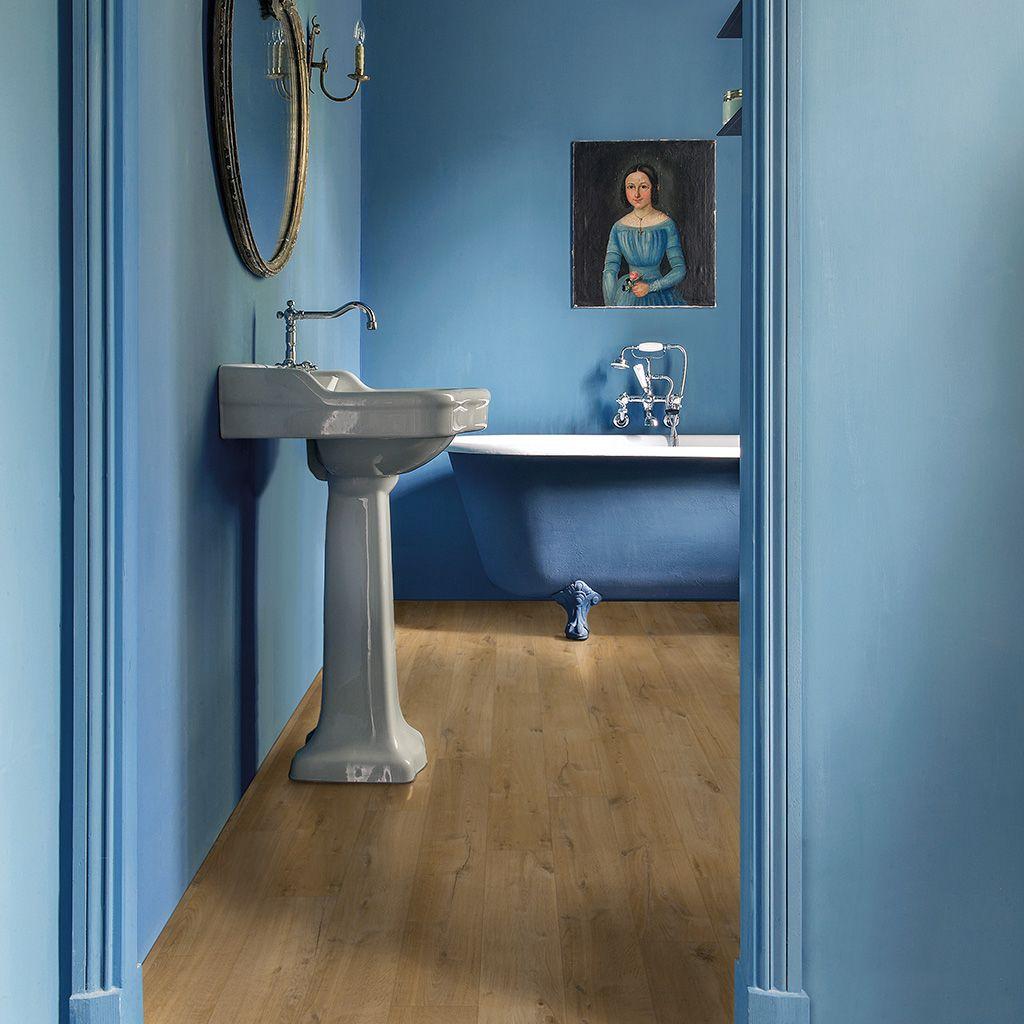 Parquet Stratifié QuickStep Impressive IM Chêne Tendre - Parquet quick step salle de bain