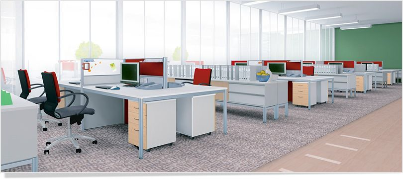 Open concept office furniture google search open for Office design open concept