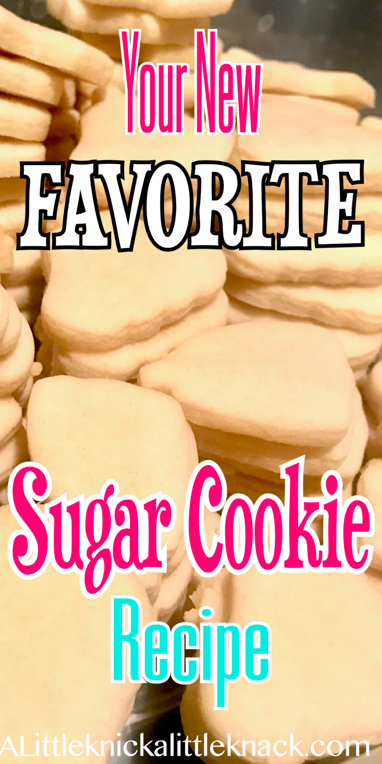 Perfect Edge Sugar Cookie #easyroyalicingrecipe