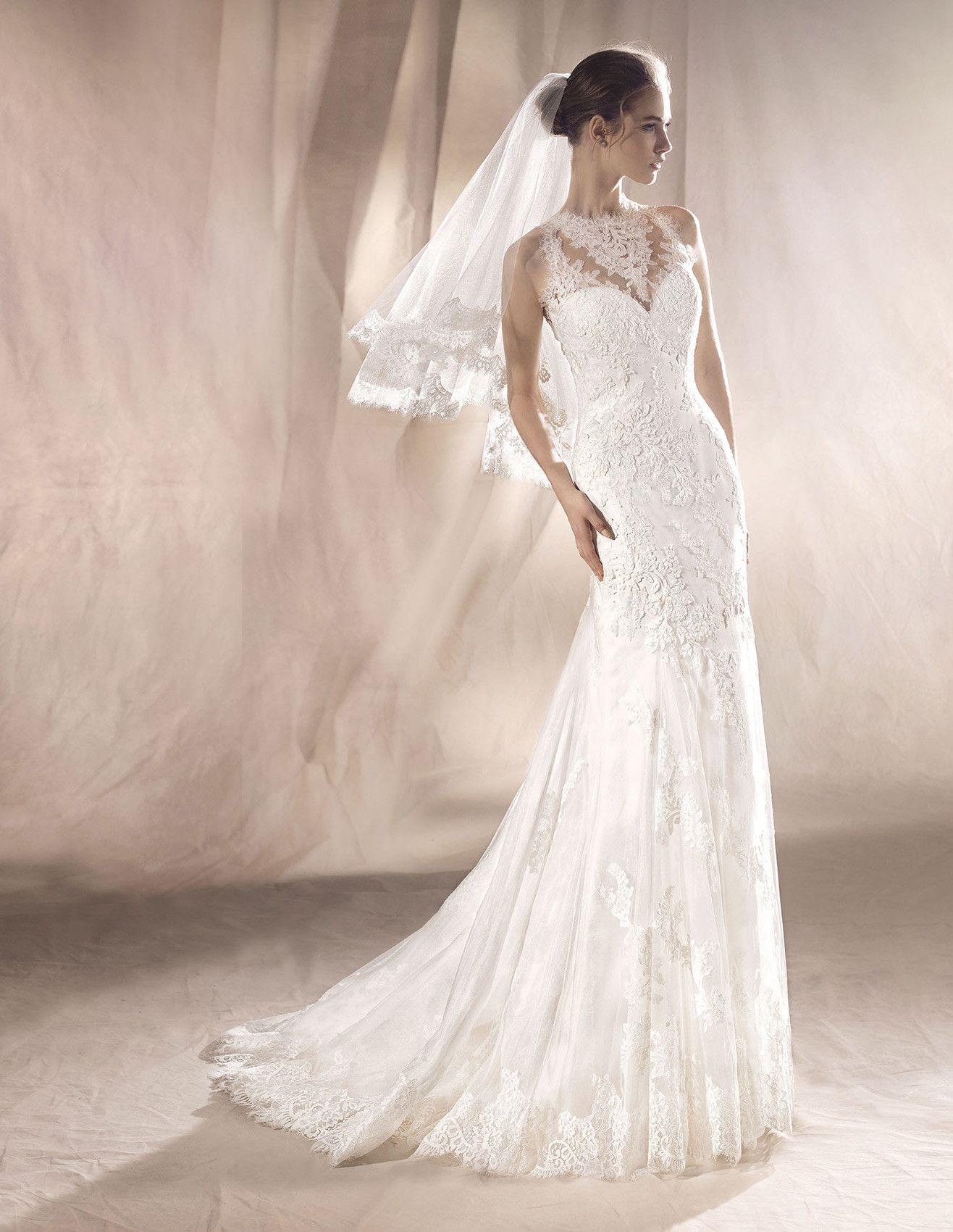 50f0ec6333 White One by Pronovias is at Alicia s Bridal