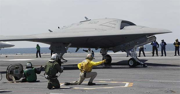 US Navy launches stealth drone X-47B, makes aviation history ... Who Manufactures Drones For The Military on weapons for military, love for military, helicopters for military, robots for military, artillery for military, military for military, guns for military, tanks for military, skills for military, education for military,