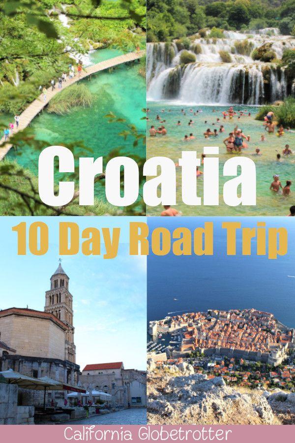 A 10-Day Road Trip Through Croatia