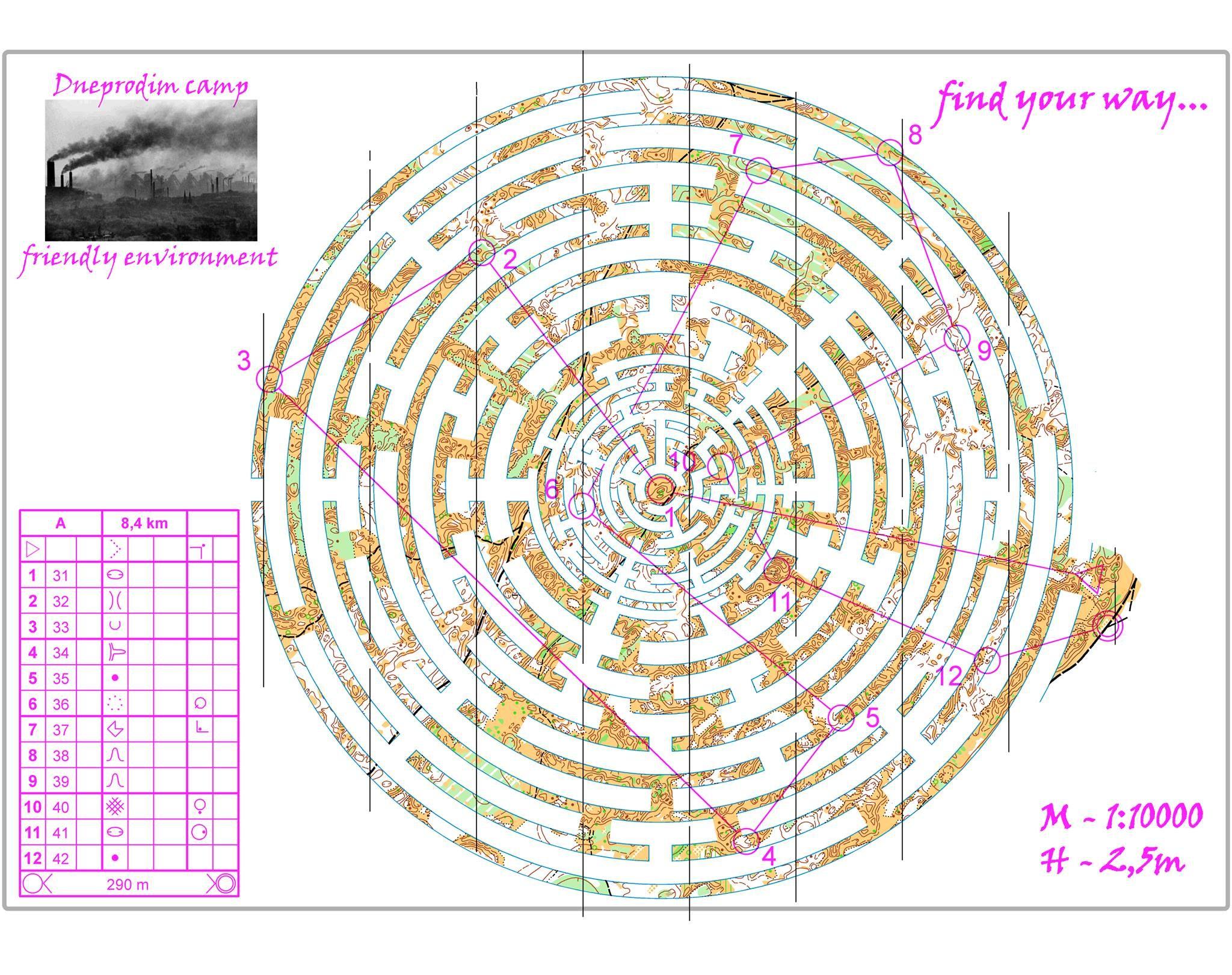 Labyrinth Nr 5