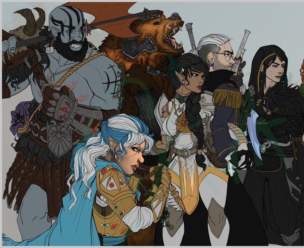 (5) #Criticalrole - Twitter Search | Amazing Vox Machina ...