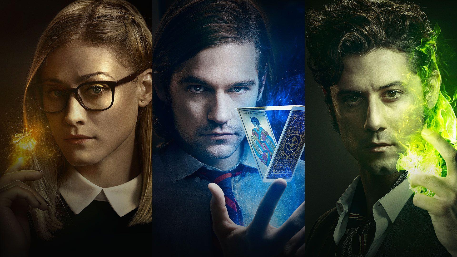 Pin De Audrya Owens Em The Magicians Serie De Televisao Filmes Segunda Temporada