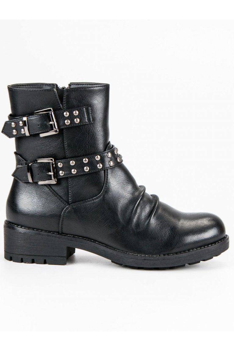 dc21f741df086 Čierne workery J.Star | Čižmy Workery - NAJ.SK | Stars, Shoes a J star