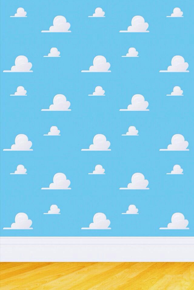 Toy Story Clouds Disney Phone Wallpaper Toy Story Clouds