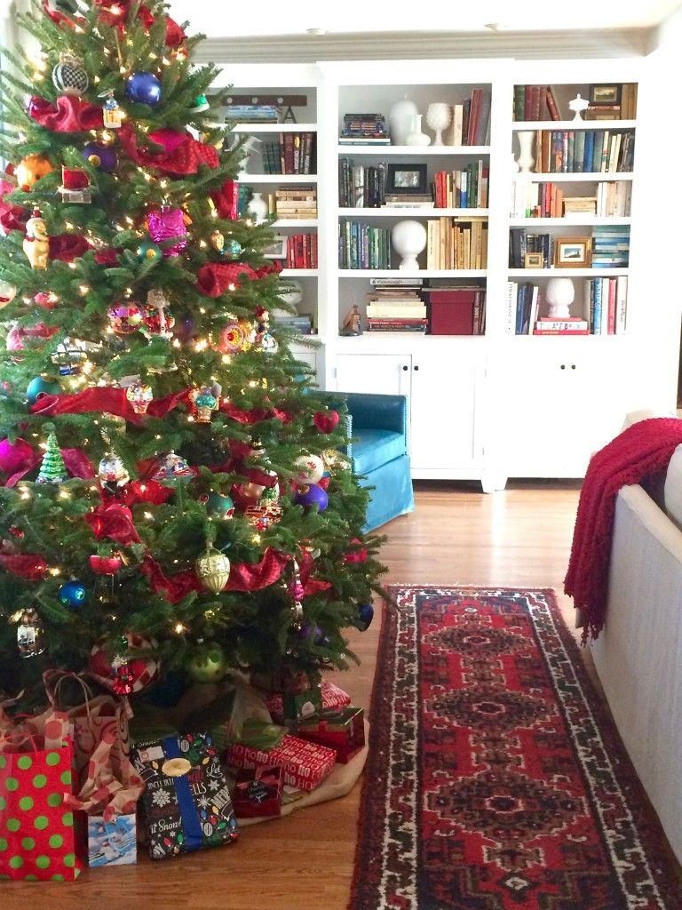 Christmas 2015 Home Tour with Meme Hill Studio