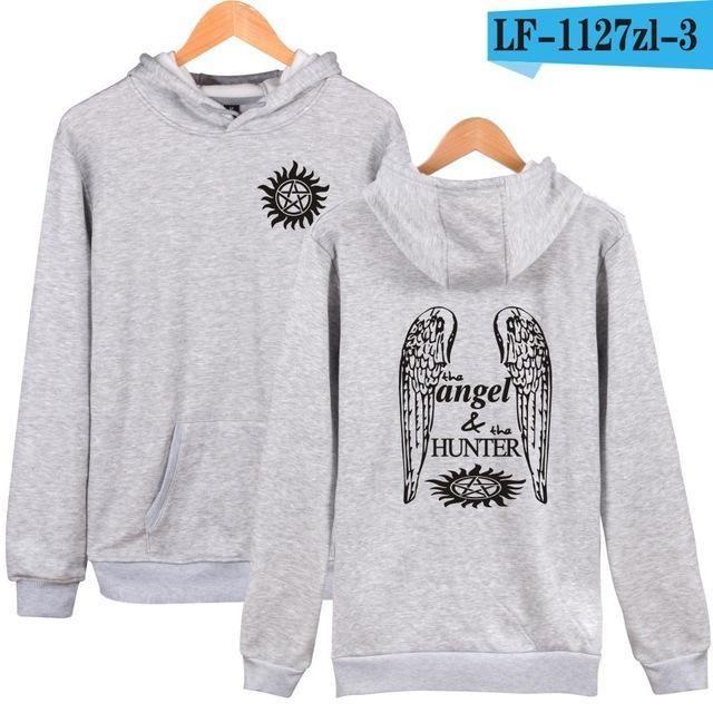 7a9066a83b Hot Fashion 2017 Latest Supernatural Design Hoode Sweatshirt High Quality  Brand Clothing 5 Colors Hip Hop Hoodies 4XL Tracksuit