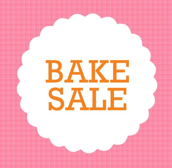 bake sale packaging how-to + free downloads! « make something happy - bake sale images