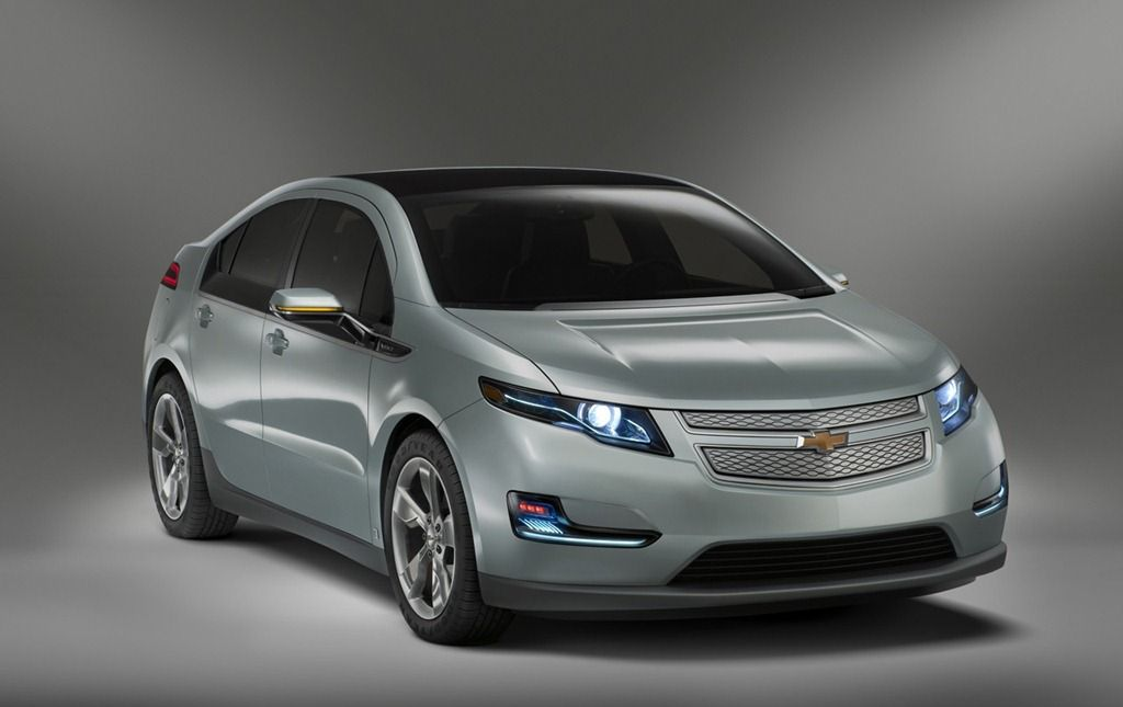 Chevy Volts Are Driven In Electric Mode 2 3 Of The Time